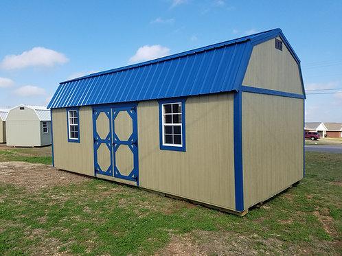 12x24 Side Lofted Barn