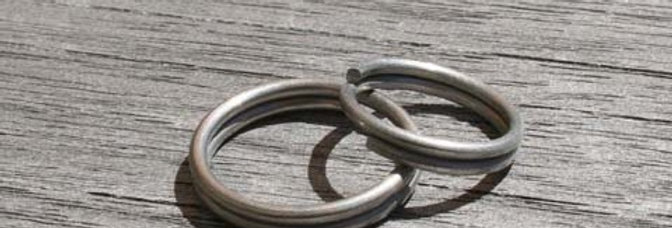 Split Rings - 5 Pack