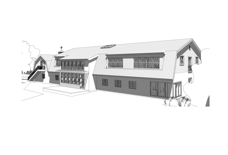 Darien Barn Renovation