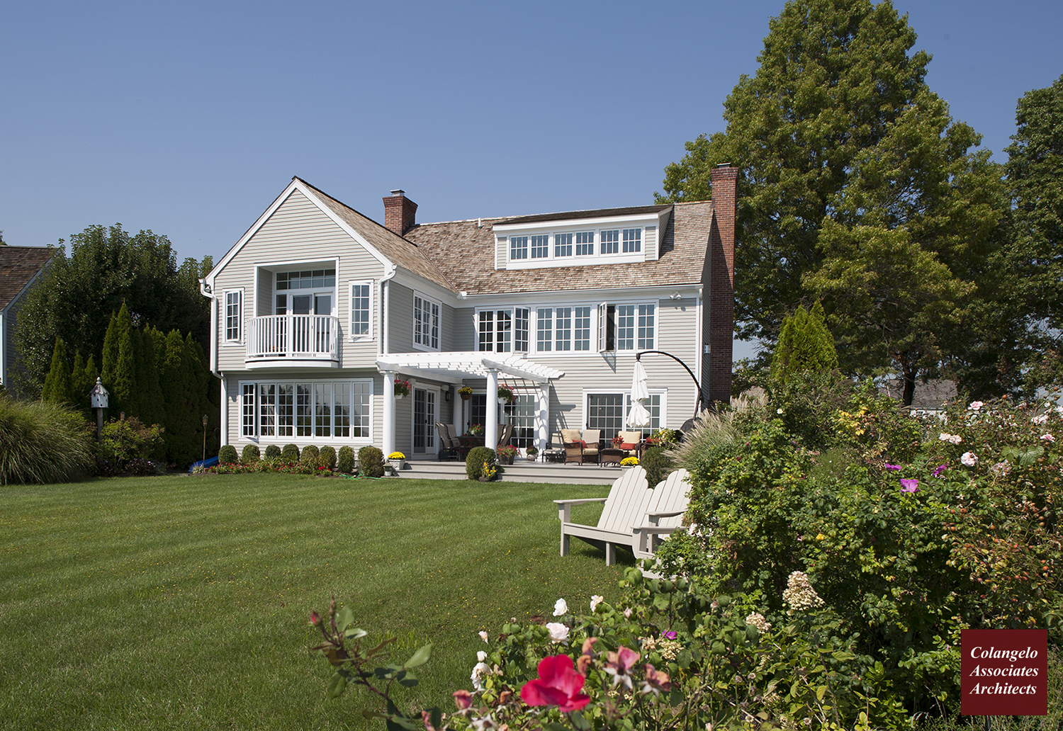 Waterfront Residence in Stamford CT