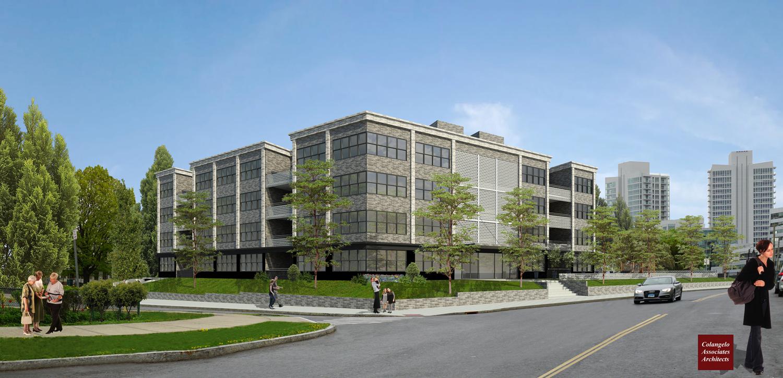 Residential building design-Stamford
