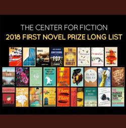 Center for Fiction Finalist