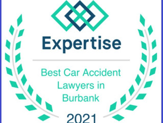 Best Car Accident Lawyer in Burbank for 2021!