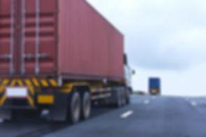 truck-highway-road-with-red-container-lo