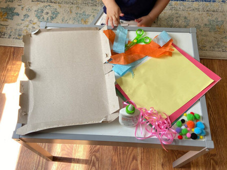 Make a Butterfly Costume