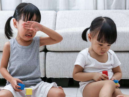 How to deal when your kid's a tattletale