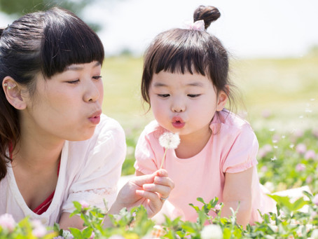 Nature as Stress Relief for Kids