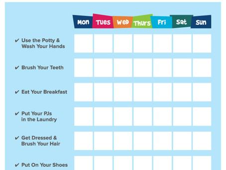 How to Make a Schedule for Your Toddler