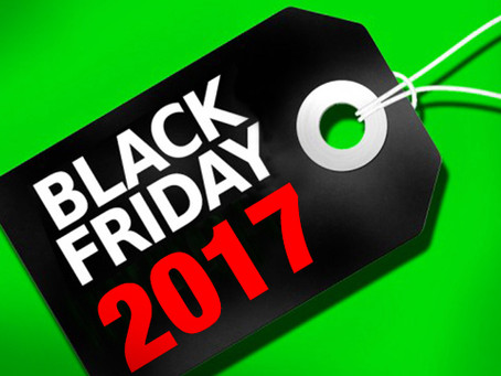 2017 Guide To Black Friday Deals & Sales
