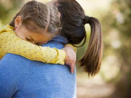 6 ways to deal with the guilt of leaving your child in someone else's care