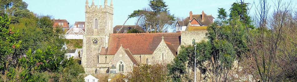St. Leonards Church, Hythe