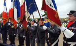 Armistice day in Berck