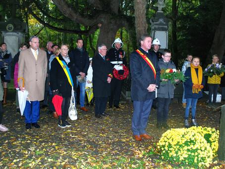 Poperinge Remembrance Service