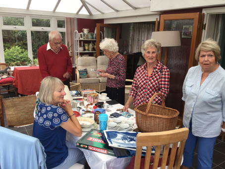 Chairman's Coffee Morning 17th August 2019