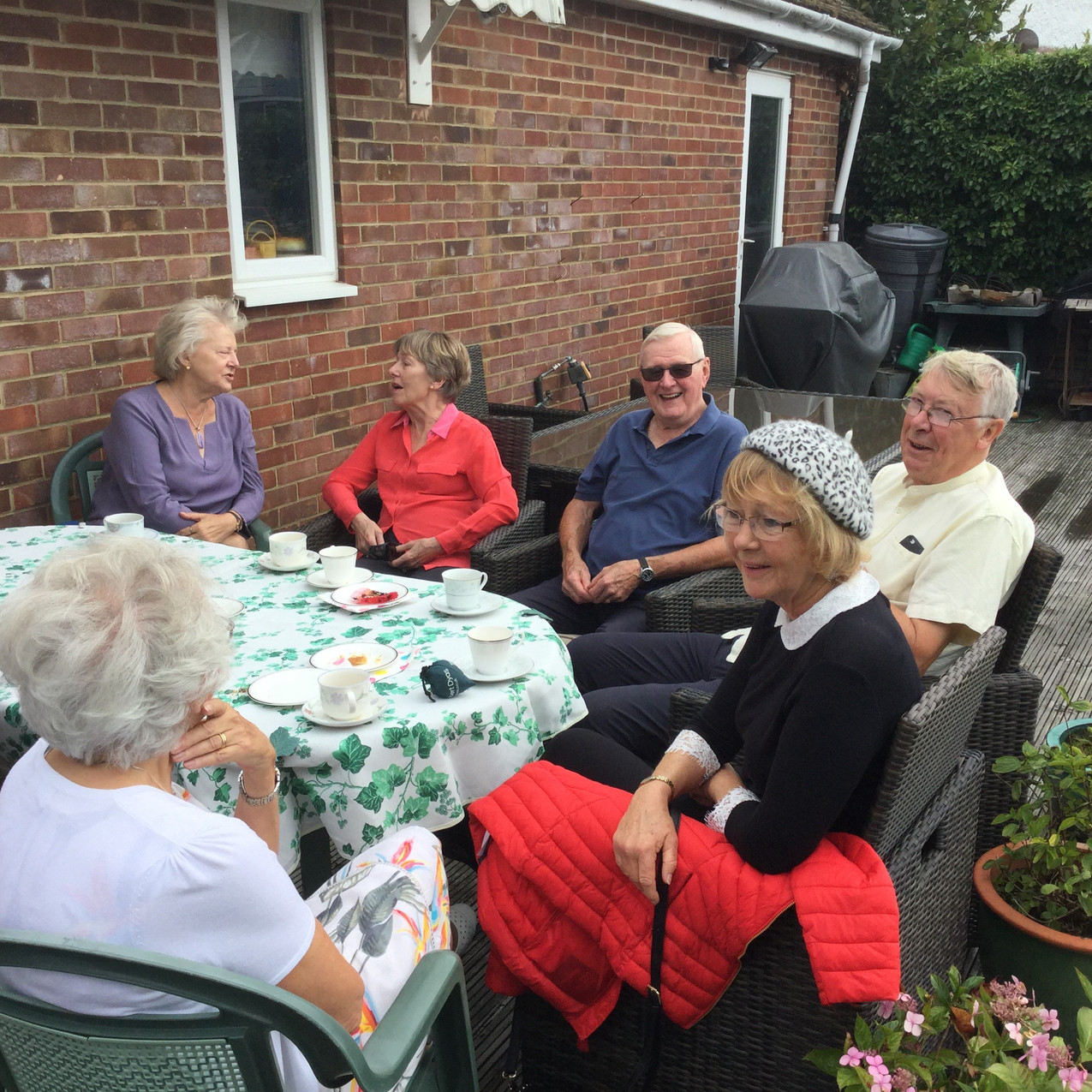 Chairmans Coffee Morning