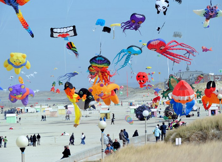 Kite Festival - Berck Sur Mer 6-14 April 2019