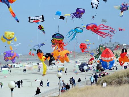 Kite Festival - Berck Sur Mer 6-14 April 2019