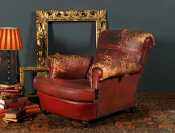 old-leather-armchair-in-retro-interior-7