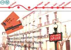 2011 : Métr'Opera 2