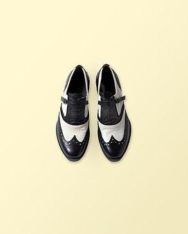 Oxford Ceinture Femme Chaussures