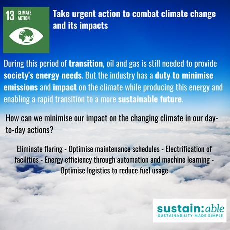 UN Goal 13 - Climate Action