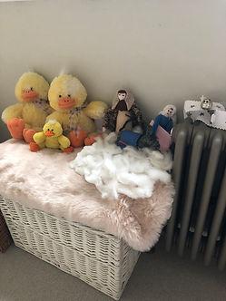Sleeping with the ducks.jpg