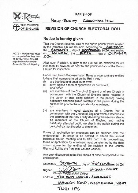 2020 Revision of Electoral roll.jpeg