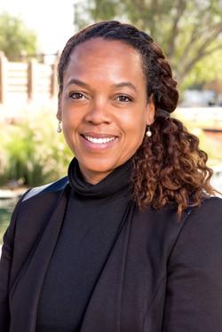 Kim Waters-Harris, 2019-20 President