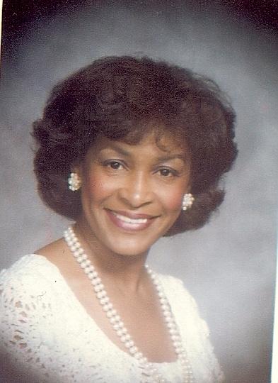 Joyce Miles, 1st President