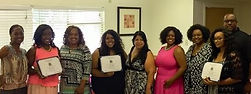 Pi Sigma Omega 2015 Scholarship recipients