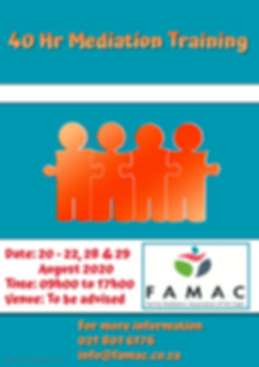 Famac Training - Made with PosterMyWall.