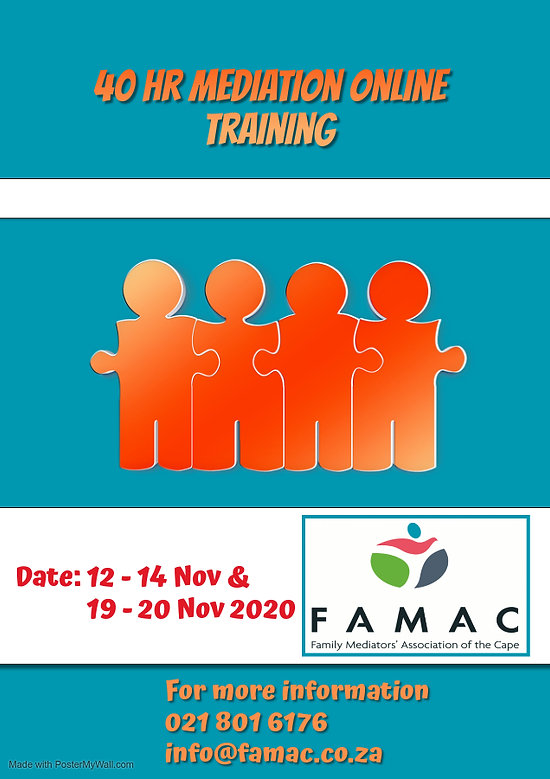 Famac Training - Made with PosterMyWall