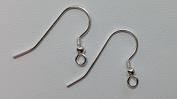 Bead and Coil Ear Wires