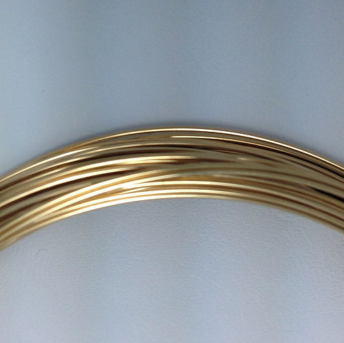 14K Gold Filled Round Wire