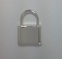 Medium Pad Lock Clasp