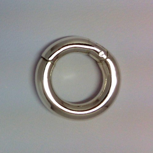 17mm Circle Clasp
