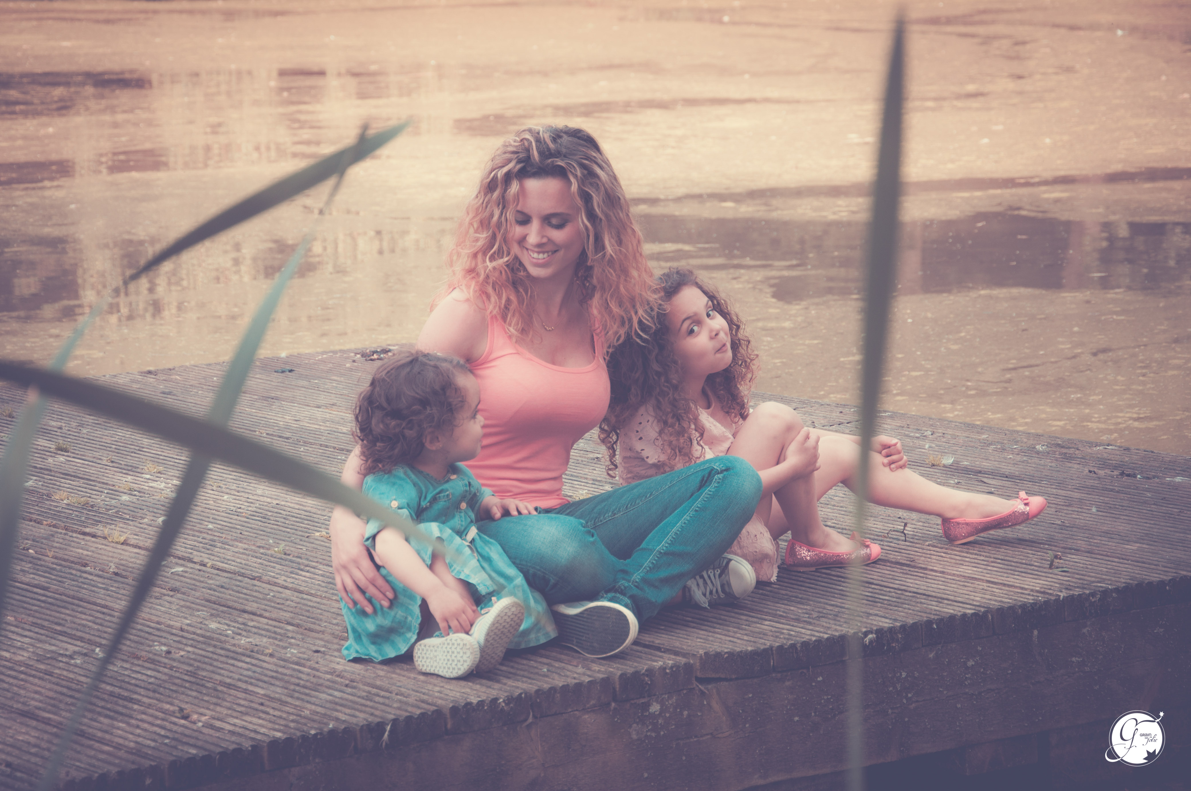 Lifestyle Vanessa & girls