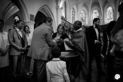 Baptême monsieur Alexis