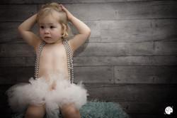 (Mademoiselle Evy, 2 ans)