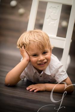 (Monsieur Simon, 3 ans)