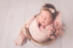Shooting naissance Versailles, Mademoise