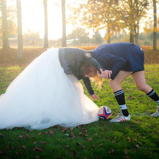 Photographe trash the dress Versailles, Yvelines
