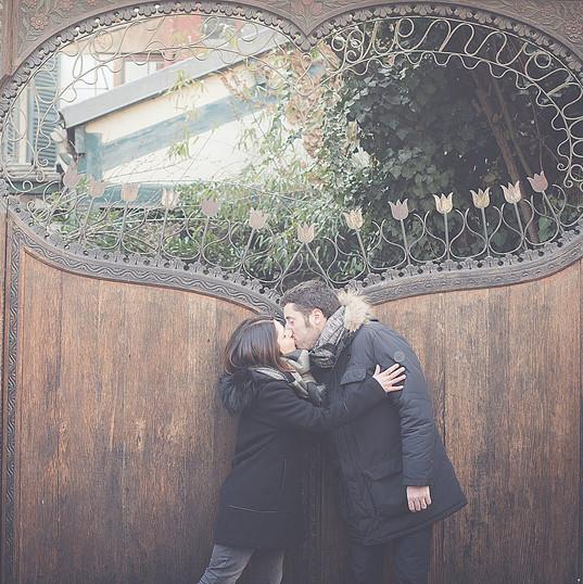 Photographe love session Versailles, Yvelines