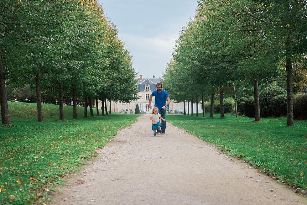 Photographe famille Versailles