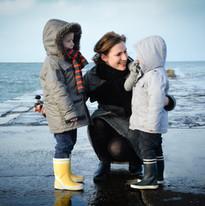 Photographe famille enfants Versailles