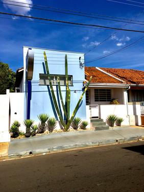 A little Brazilian house