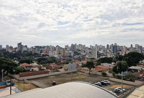 The first picture I got of Sao Carlos