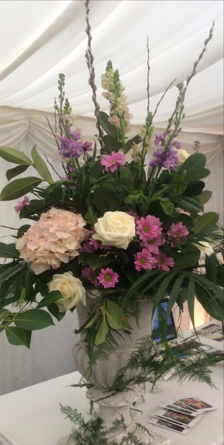 Urn arrangments