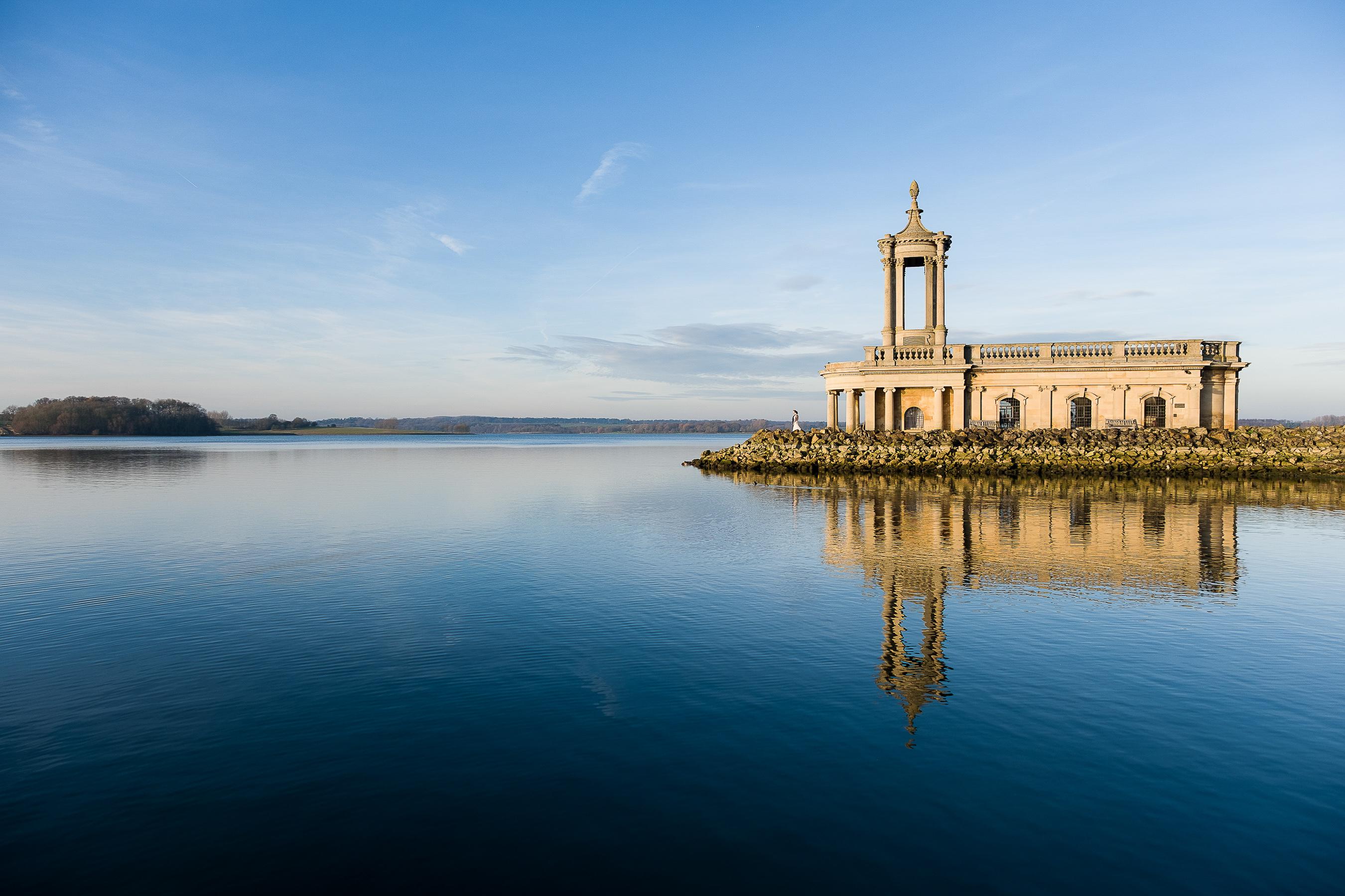 Rutland Water Church