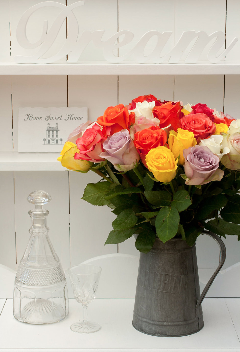 Flower delivery Web shop